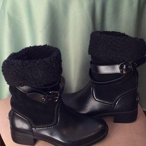 Coach Women's Black Boots